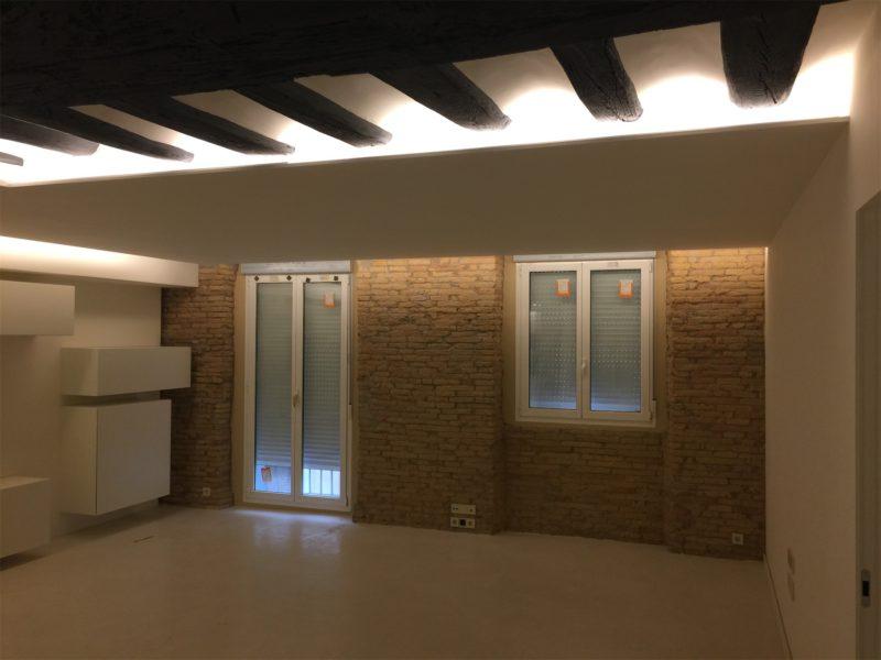 Reforma de piso en Pamplona Urival Construcciones SL