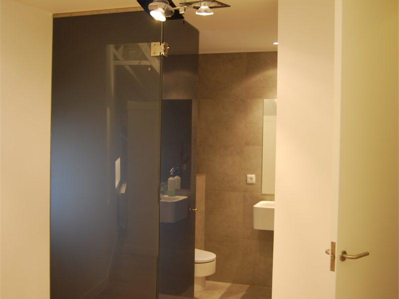 Baño Integrado en dormitorio principal
